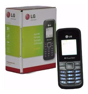 Celular Simples Para Idosos Lg B220 Dual Chip Rádio Fm Lanterna Barato