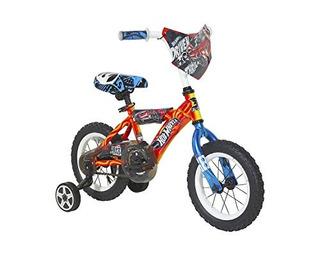 Hot Wheels Boys Dynacraft Bike Con Turbospoke Redblueblack 1