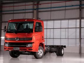 Volkswagen Delivery 9.170 Laranja