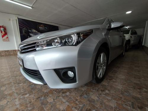 Vendo Toyota Corolla Xei Cvt L/14 Año 2014