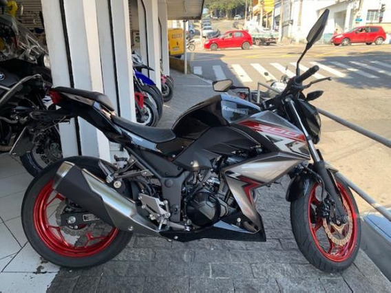 Kawasaki Z 300 Abs 2019 Apenas 300 Kms Rodados