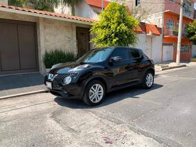 Nissan Juke 2017,turbo,gps,factura Original,como Nueva.