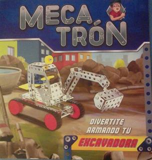 Mecatrón - Excavadora
