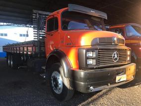 Mb L 1313 Truck Com Carroceria