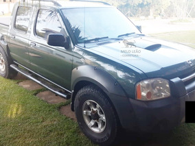Nissan Frontier 2.8 Xe Cab. Dupla 4x4 4p - 06/06 - Completa