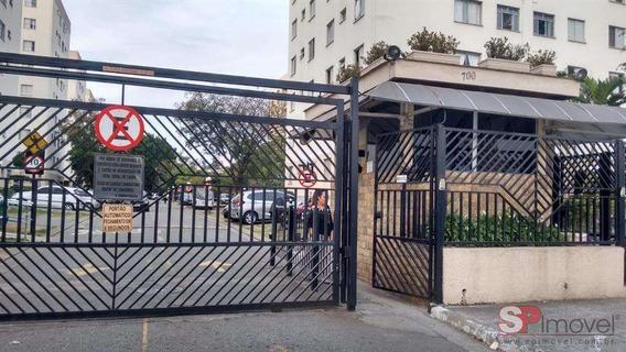 Apartamento Para Venda Por R$270.000,00 - Lauzane Paulista, São Paulo / Sp - Bdi16552