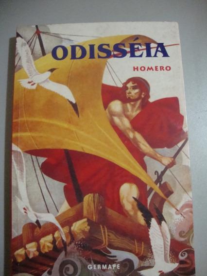 Livro Odisséia - Homero