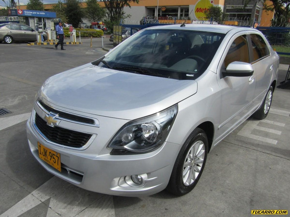 Chevrolet Cobalt Mt Ltz
