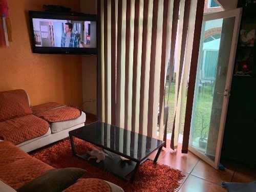 Casa Dúplex En Puerta Del Sol / Cuernavaca - Cal-235-dpx