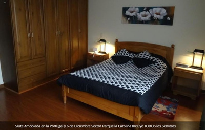 Suite Confortable Totalmente Equipada, Parque La Carolina