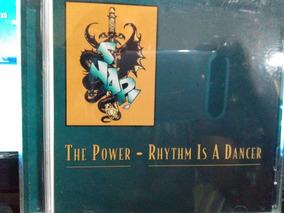 Cd Snap! - The Power - Rhythm Is A Dancer - Cd Single