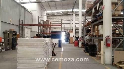 Venta Bodega Zona Industrial Benito Juarez Queretaro