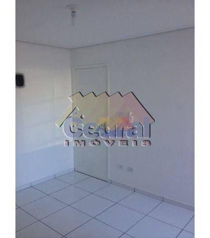 Apartamento Com 2 Dormitórios Para Alugar, 46 M² Por R$ 1.040,00 - Mogi Moderno - Mogi Das Cruzes/sp - Ap0099