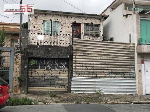 Terreno À Venda, 210 M² Por R$ 569.000,00 - Freguesia Do Ó - São Paulo/sp - Te0126
