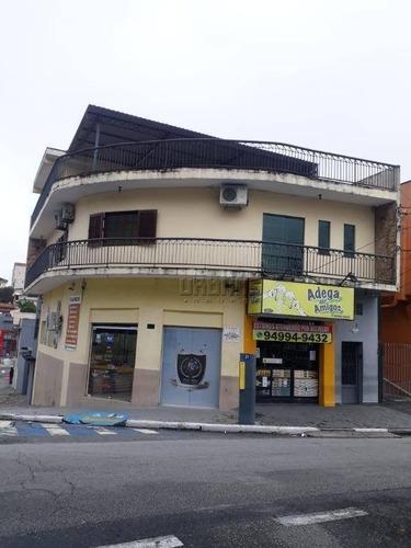 Sobrado Com 3 Dormitórios À Venda, 456 M² Por R$ 2.200.000 - Matriz - Mauá/sp - So0401