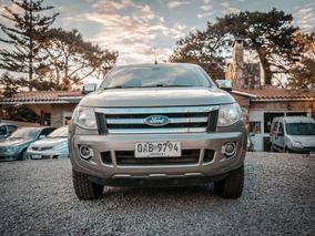 Ford Ranger Xlt 4x2 2012 2.5 /50% Financiado/