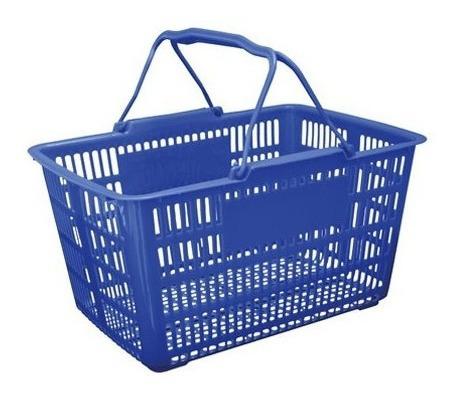 Imagen 1 de 1 de Canasto Cesto Para Tienda Supermercado Paramount