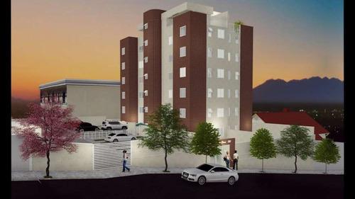 Imagem 1 de 3 de Apartamento Com Área Privativa À Venda, 2 Quartos, 1 Vaga, Santa Mônica - Belo Horizonte/mg - 1570