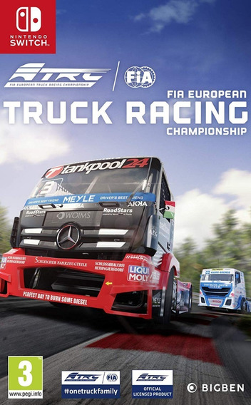 Truck Racing Championship - Pronta Entrega - Switch