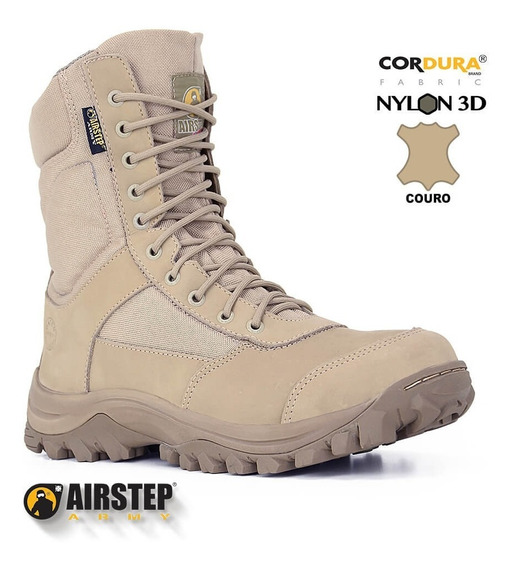 Bota Water Proof Com Palmilha Anti Perfuro Airstep 8625