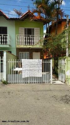 Casa Em Condomínio Para Venda Em Taboão Da Serra, Arraial Paulista, Jd., 3 Dormitórios, 1 Suíte, 3 Banheiros, 1 Vaga - R2285