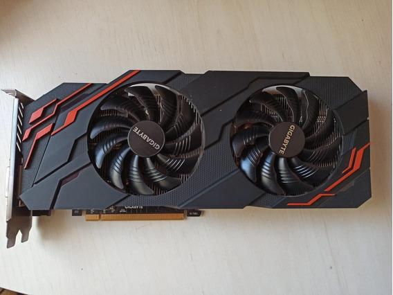 Placa De Video Gigabyte Geforce Gtx 1070 8gb Gddr5 Windforce