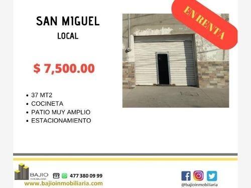 Local Comercial En Renta San Miguel