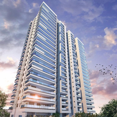 Apartamento Residencial À Venda, Pinheiros, São Paulo. - Ap0401