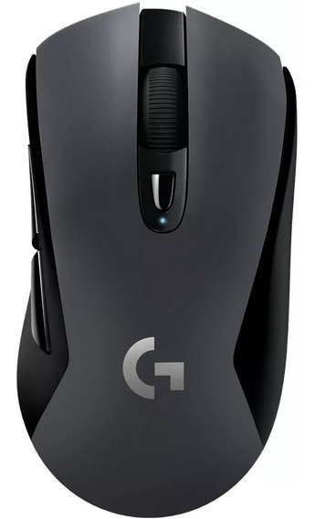 Mouse Gamer Logitech G603 Hero Lightspeed Wireless 6 Botões