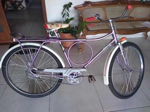 Imagem 1 de 5 de Bicicleta Monark Ano 77 Toda Original