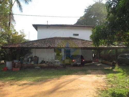 Imagem 1 de 9 de Sítio Rural À Venda, Mato Dentro, Atibaia. - Si0206