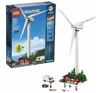 Lego 10268 Creator Expert Vesta Wind Turbine Brick Rj