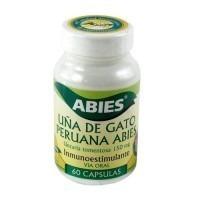 Uña De Gato 150 Mg Abies 60 Cápsulas