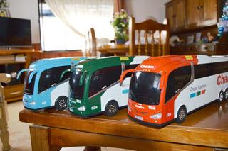 Maqueta De Omnibus Irizar I6.
