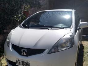 Honda Fit 1.5 Ex-l At 120cv 2009