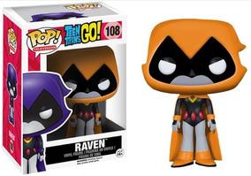 Funko Pop - Raven Orange - Exclusivo
