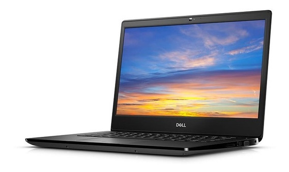 Notebook Dell Latitude 3400 I7-8565u 8gb Ram, 500gb Hd W10 P