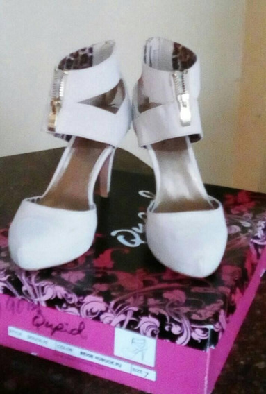 Sandalias De Plataforma Para Dama