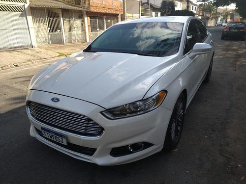 Imagem 1 de 15 de Ford Fusion 2014 2.0 Gtdi Titanium Aut. 4p