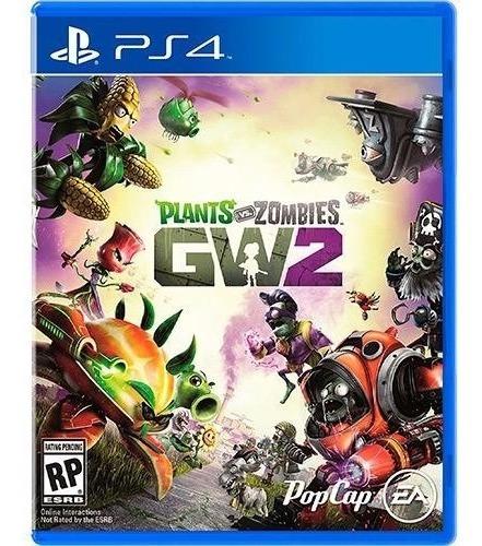Jogo Plants Vs Zombie Garden Warfare 2 Ps4 Playstation 4