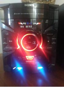 Equipo De Sonido, Marca Sony, Modelo Genezi Gtr 555