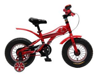 Bicicleta Fat Sbk Hunter Varón R12 // Envio Gratis