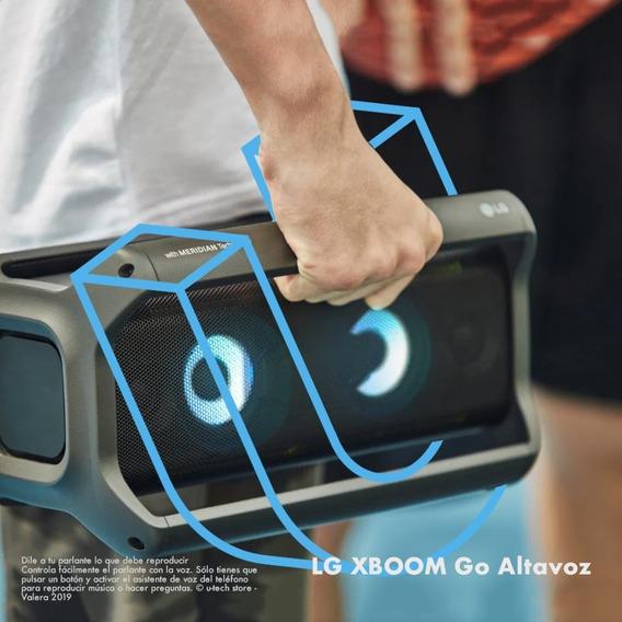 Corneta Bluetooth Lg Xboom Go Pk5 (160)
