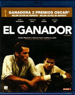 El Ganador ( Mark Wahlberg Christian Bale) Bluray Original