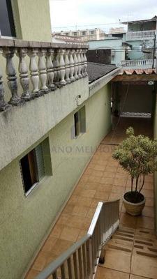 Casa Térrea Para Venda No Bairro Penha / Vila Domitila, 3 Dorm, 5 Vagas, Com Edícula, 300m² - Ca0224 - Ca0224