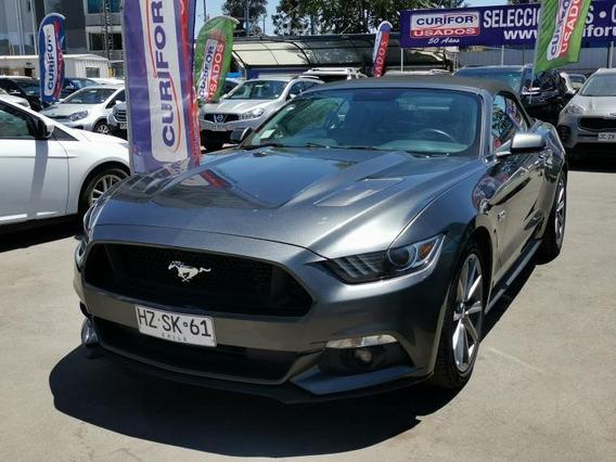 Ford Mustang Lt 5.0 At Cabriolet 2017