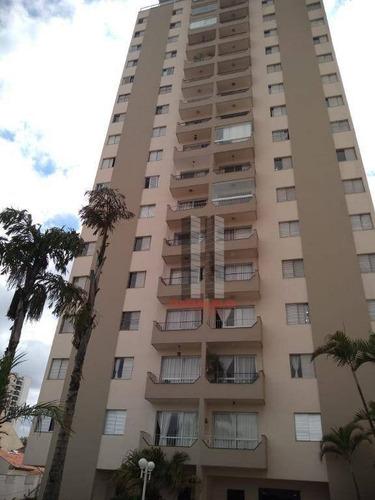 Apartamento Com 3 Dormitórios À Venda, 83 M² Por R$ 680.000 - Vila Prudente - São Paulo/sp - Ap2969