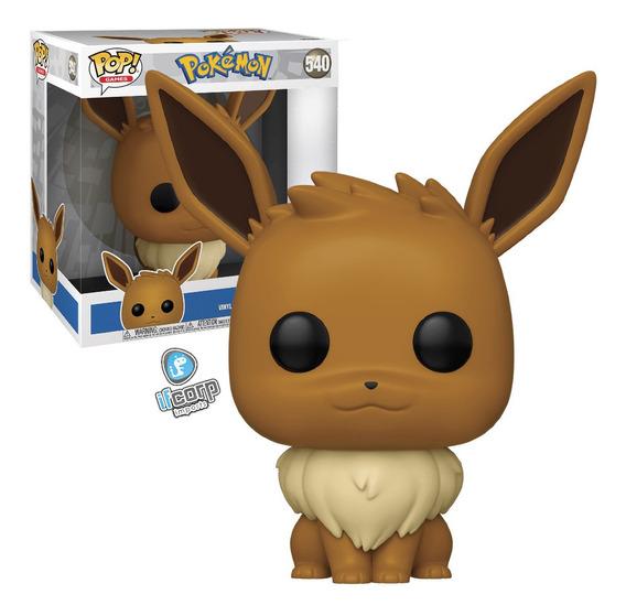 Funko Pop Figura Eevee Eeve 10 Pulgadas 540 Pokemon