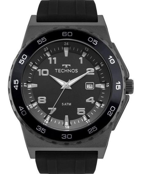 Relógio Masculino Technos 2115mqo/8p Original+ Nf