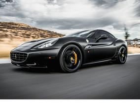 Imponente Y Unico!! Ferrari California